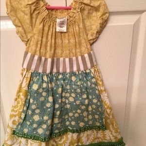 Persnickety girls dress